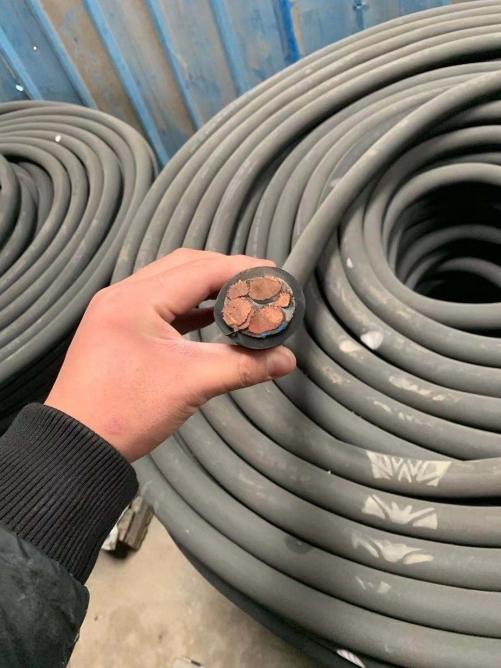 吴中国标橡套软线缆