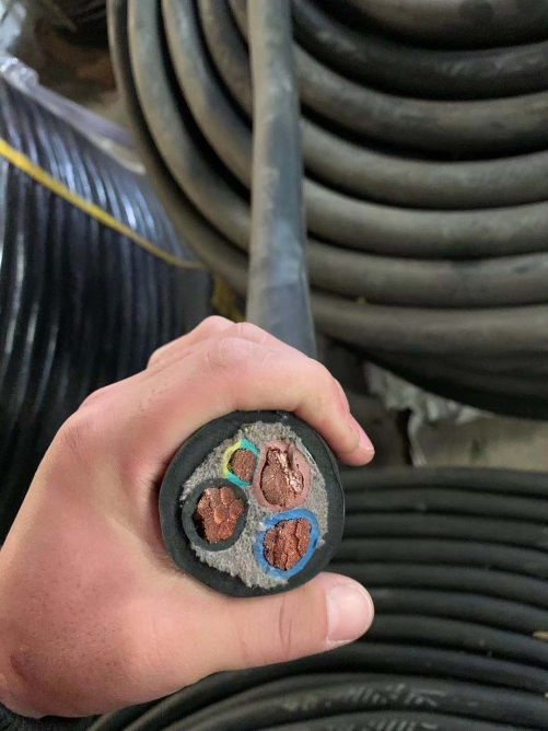 国标橡套软线缆